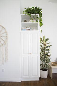 DIY: Adiós a un horrible armario sapeli | Decoración