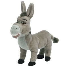 Shrek The Third Donkey Plush (9) @ niftywarehouse.com