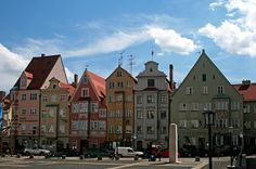 Augsburg, Germany, I lived here when I was a kid.