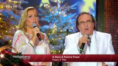 Al Bano & Romina Power Happy X-Mas (War is Over) Carmen Nebel HD