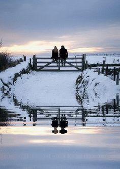 Beautiful winter  ❤❀❤
