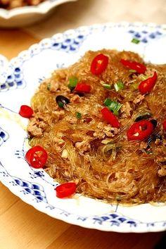 螞蟻上樹,麻辣鴨血豆腐,越式鮮蝦春捲,瓠瓜雞湯 @ 小R與藍寶的甜蜜生活 :: 隨意窩 Xuite日誌