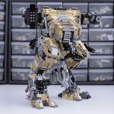Legos, Lego Bots, Lego Machines, Micro Lego, Lego Sculptures, Amazing Lego Creations, Lego Activities, Lego Mechs, Lego War