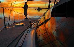 Fishing in Heaven by Lynette Higgs