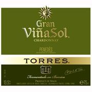I miss my Torres wines.