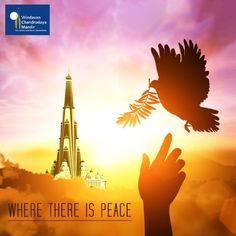 Help us in building this eternal sanctuary of peace and devotion -