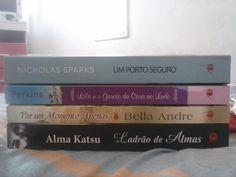 Livros lindooos da Editora Novo Conceito! ♥