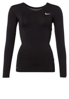 Mit diesem Shirt kann dein nächstes Workout beginnen. Nike Performance PRO DRY - Funktionsshirt - black/white für 32,95 € (28.09.16) versandkostenfrei bei Zalando bestellen.