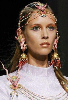 Jeweled Headdress