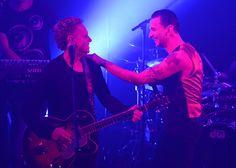 Dave Gahan, Martin Gore, Gahore, Depeche Mode