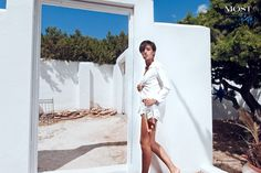 Ibiza Photographer: Jade Hannah Model: Louise Zetterström Special thanks to: Madeleine Lithander Location: Ibiza, Spain #mostmag  http://www.mostmagpub.com/