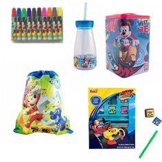 Sac sport Mickey + accesorii scolare Lunch Box, Disney, Character, Duffel Bag, Bento Box, Disney Art