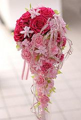Wedding Bouquet - Cascades are coming back!