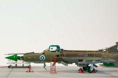 MiG-21, 1/144 Eduard by WitoUN