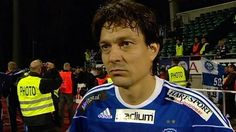 The best of all, Jari Litmanen. Jari Litmanen is (at least) training with HJK at preseason.