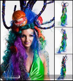 Fantasy Hair Compeion