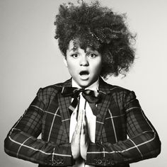 Rachel Crow, adoptee, is a musician and actress. The 14 year old was a contestant on the American version of X Factor and stars in the Nickelodeon program Fred: The Show.