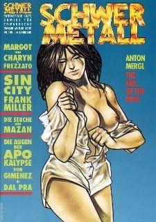 DCB: Schwermetall #159