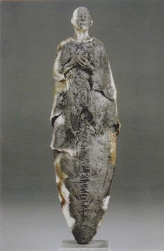 Steve Olszewski ceramic sculpture  Got to meet him several times - wonderful man