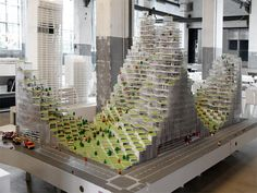 Bjarke Ingels Group - highlike