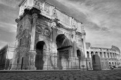 more interesting ROME B&W