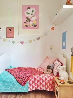 Inspiracion para habitaciones infantiles | Decorar tu casa es facilisimo.com