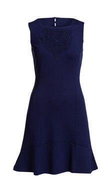 Lace jersey dress Fall Dresses, Formal Dresses, Online Outlet Stores, Denim, Lace, Casual, Clothing, Shopping, Women