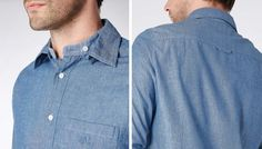 The band collar shirt, one of the most polarizing options on the clothing rack, points itsgranddad heritage toward a tech-savvyfuture.