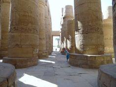 Fotografía: Sandra Rastelli -  Templos de Karnak Temples, Egypt