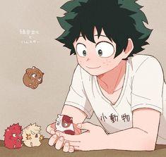 Boku No Hero Academia Funny, My Hero Academia Shouto, My Hero Academia Episodes, Hero Academia Characters, Funny Anime Pics, Cute Anime Guys, Fanarts Anime, Anime Films, Anime Kawaii