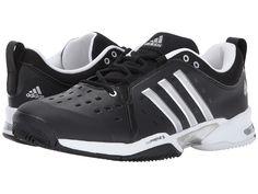 new arrival 9e382 5a87a adidas Barricade Classic Mens Tennis Shoes BlackMetallic SilverWhite  Tennis Tips, Adidas