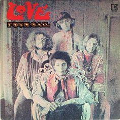 Love - Four Sail - 1969