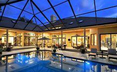 Swimming Pool Interior Designs - Architecture Designz