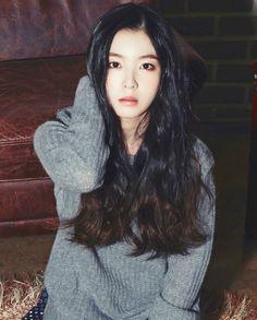 Red Velvet Irene Kpop Fashion – IZE Korea Magazine Vol.08
