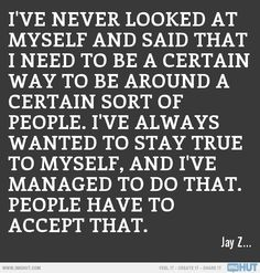 I am who I am. I don't have to change.  My likes and dislikes have not changed over night. I am just me. And I would be pissed if someone tried to change me. Esp. If my new boyfriend was trying to change me into his ex wife.