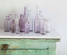 Vintage Glass Inspiration