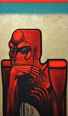 Sergii Radkevych | Gluttony.Seven Deadly Sins