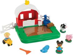 Role Play toys for your Kids!  Buy Fisher-Price Little People Apptivity Barnyard Toy for Rs 2868 at #flipkart  #Toys #Shopping #India #Flipkart