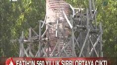 Fatih Sultan Mehmet'in en büyük hazinesi şahinlerin sırrı 560 yıl sonra ortaya çıktı | yurttan ve dünyadan haberler ve teknoloji videoları blogu denk gelirse