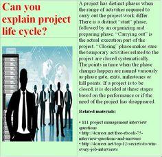 Related materials: 111 project management interview questions. Ebook: interviewquestionsebooks.com/download/UltimateGuideToJobInterviewAnswers