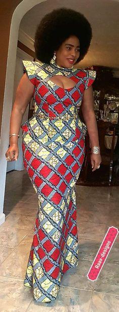 African Fashion Designers, Latest African Fashion Dresses, African Dresses For Women, African Print Fashion, Africa Fashion, Latest African Styles, Pretty Black Dresses, African Fashion Traditional, Skirt Fashion