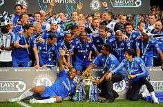 Chelsea FC - Champion of Premier League 2009/2010