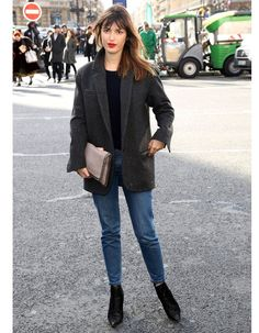 Jeanne Damas French Girl Chic