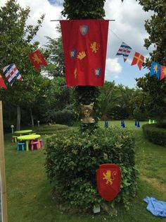 Medieval Knights Birthday Party Birthday Party Ideas | Photo 1 of 17 | Catch My Party