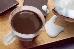 Coconut Hot Chocolate Recipe - CHOW
