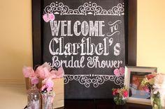 Bridal Shower #bridal #shower