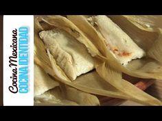 Recetas de Tamales: ¿Cómo hacer Tamales Veracruzanos ? Yuri de Gortari - YouTube Mexican Food Recipes, Ethnic Recipes, Spanish Food, Allrecipes, Turkey, Meat, Cooking, Caribbean, Desserts