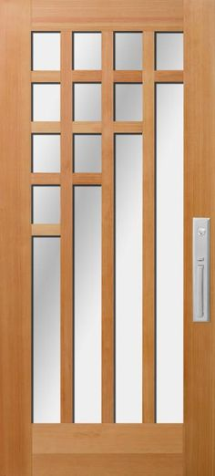 My two corner office doors, primed satin etch glass Rogue Valley Door House Fence Design, House Window Design, Window Grill Design, Wooden Front Door Design, Wooden Front Doors, Wood Doors, Aluminium Door Design, Aluminium Doors, Cabinet Door Designs