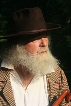 Walt Whitman is one of our favorite historical characters.