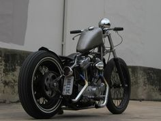 Flyrite Choppers › Weld On Hard Tail The Sportster And Buell Motorcycle